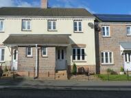 semi detached house in Headweir Road, Cullompton