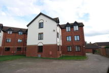 1 bed Studio flat in Pascal Way...