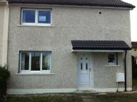 Thrashbush semi detached house to rent
