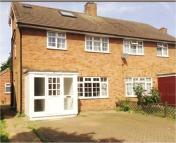 semi detached home to rent in Keats Way West Drayton