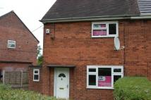 semi detached house in Oversley Rd Stoke On...