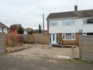 3 bed semi detached property in Gardenia Close,