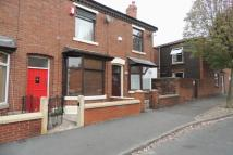 Terraced house in Seymour Street, Chorley