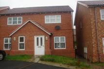 semi detached home in Meadow Court, Tow Law...