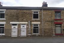 Terraced house in Railway Street...