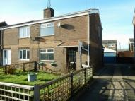 2 bed semi detached house in Buttermere Grove, Crook