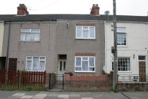 Terraced house in Hart Street, Cleethorpes...
