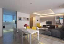 Flat for sale in Iverson Road...
