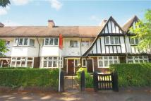 Terraced house in Queens Drive, Acton