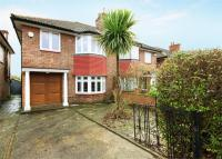 semi detached house in St Dunstans Avenue, Acton