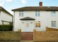 semi detached property in Noel Road, Acton