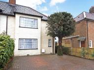 Noel Road semi detached house to rent