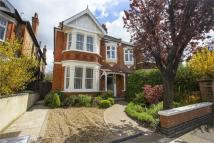 Detached home in Montague Gardens, Acton