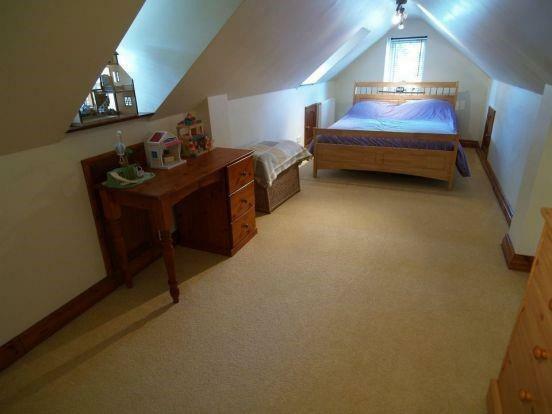 Attic Bedroom Five