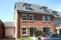 Carisbrook Close Town House to rent