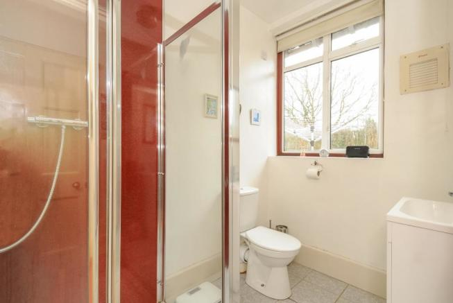 Modern fitted Shower Room