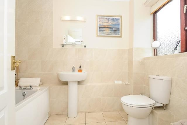 Newly fitted Bathroom suite