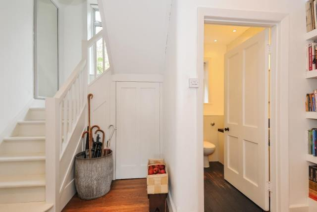 Hall and Cloakroom