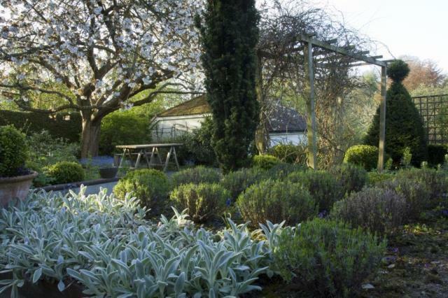 Garden Flower Beds