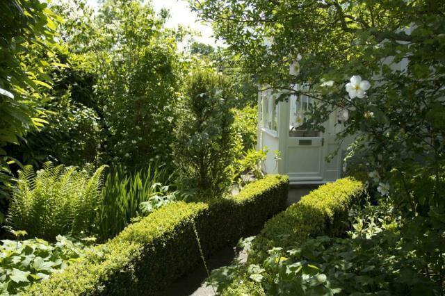 Front Garden & Kitchen Porch
