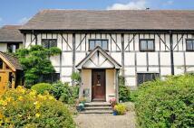 Terraced house in Eardisland, Herefordshire