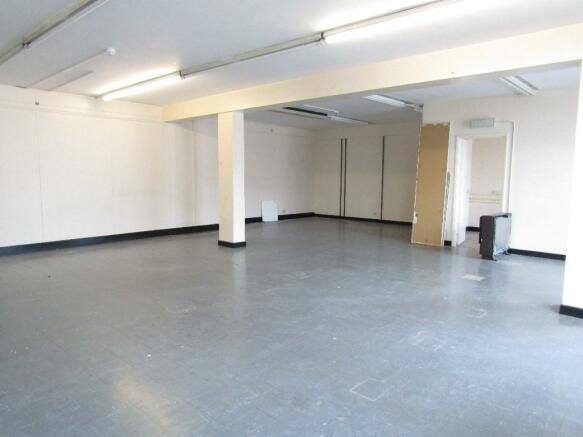 Floorspace1st Floor
