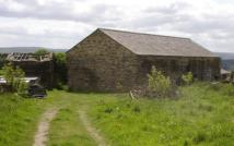 Lower Heights Barn semi detached house for sale
