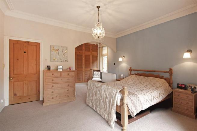 Master Bedroom Image Two