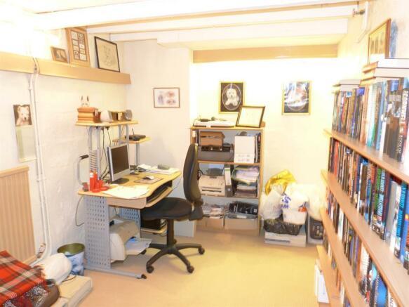 Lower ground floor room one