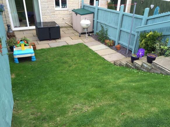 Rear Garden Image Three