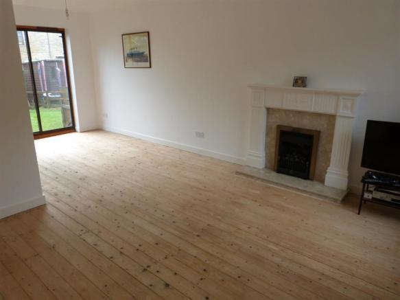 Open plan Living / Dining Room (image two)