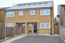 Lansdowne Mews semi detached property for sale