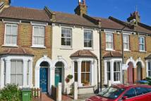 Terraced house in Azof Street, Greenwich...