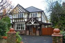 4 bed Detached house in Hollinhurst Avenue...