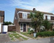 3 bed semi detached house in Glynde Crescent, Felpham...