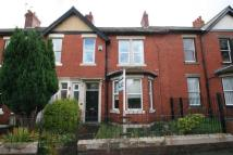 Terraced home for sale in Moorside South...