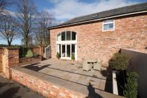 Barn Conversion in Stocks Lane, Over Peover