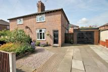 3 bedroom house for sale in Leigh Avenue, Knutsford
