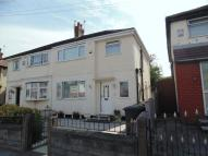 semi detached home for sale in Parkfield Avenue, Bootle