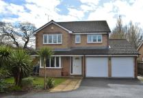 4 bed Detached house in Lakeside Gardens, Havant...