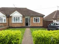2 bedroom Semi-Detached Bungalow to rent in Leslie Road, Rayleigh