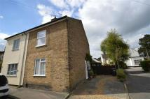 2 bedroom semi detached home for sale in Gilpin Road, Ware...