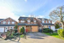 Detached house in Robin Close...