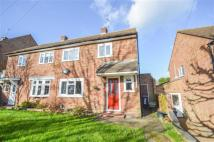 semi detached house for sale in Red House Close, Ware...