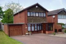 3 bed Detached property in Mayflower Drive, Rugeley