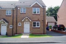 semi detached house to rent in Levett Grange, Rugeley
