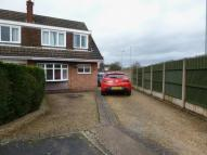 3 bedroom semi detached home to rent in Tunnicliffe Drive...