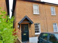 Terraced house in Stokefields, Guildford