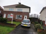 2 bedroom semi detached property in Blagdon Crescent...