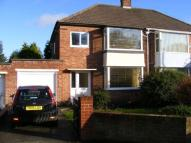 3 bed semi detached house to rent in Parkside, West Moor